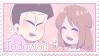 Todomatsu x Himawari Stamp by JG-Callie
