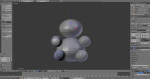 3D Teddy Bear 30%