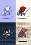 Spider Study's