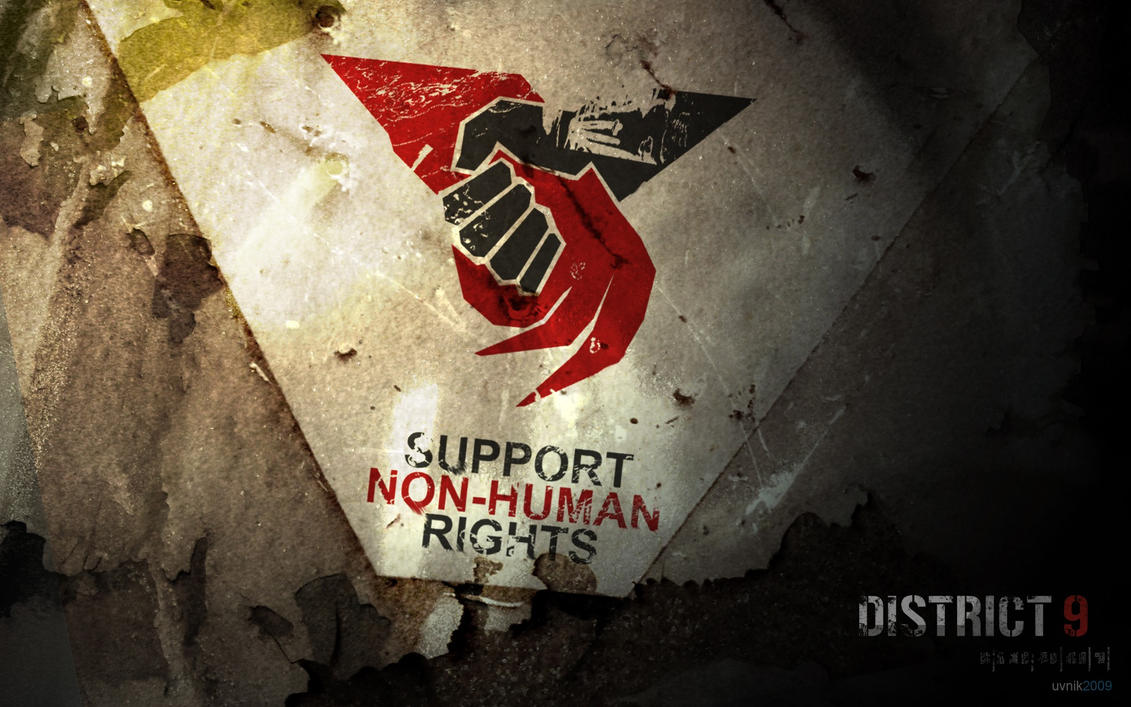 Support non-human rights by uvnik