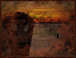 October Sunset, Pumpkin Point by colt51