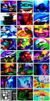 ZX-Spectrum gallery 1997-2003