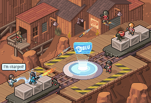 Isometric TF2: badlands by gas13
