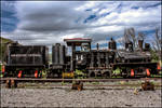 Argentine Central Railway Shay No14