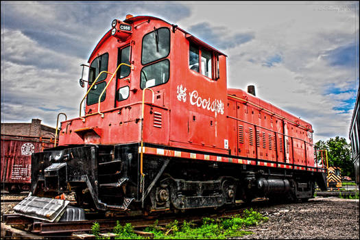 Coors SW8 No C988 HDR