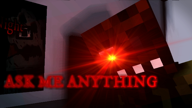 Minecraft/Fnaf) Ask me anything by Firelord6089 on DeviantArt