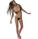 STOCK PNG an elf maybe 4