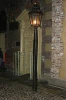 STOCK PHOTO lamp post scene 3 by MaureenOlder