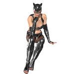 STOCK PNG  meow5