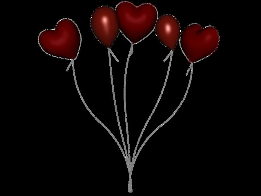 سكرابز قلوب سكرابز قلب صور قلوب للتصميم سكرابز قلوب png stock_png_red_balloon_4_by_maureenolder-d38ssrg.png