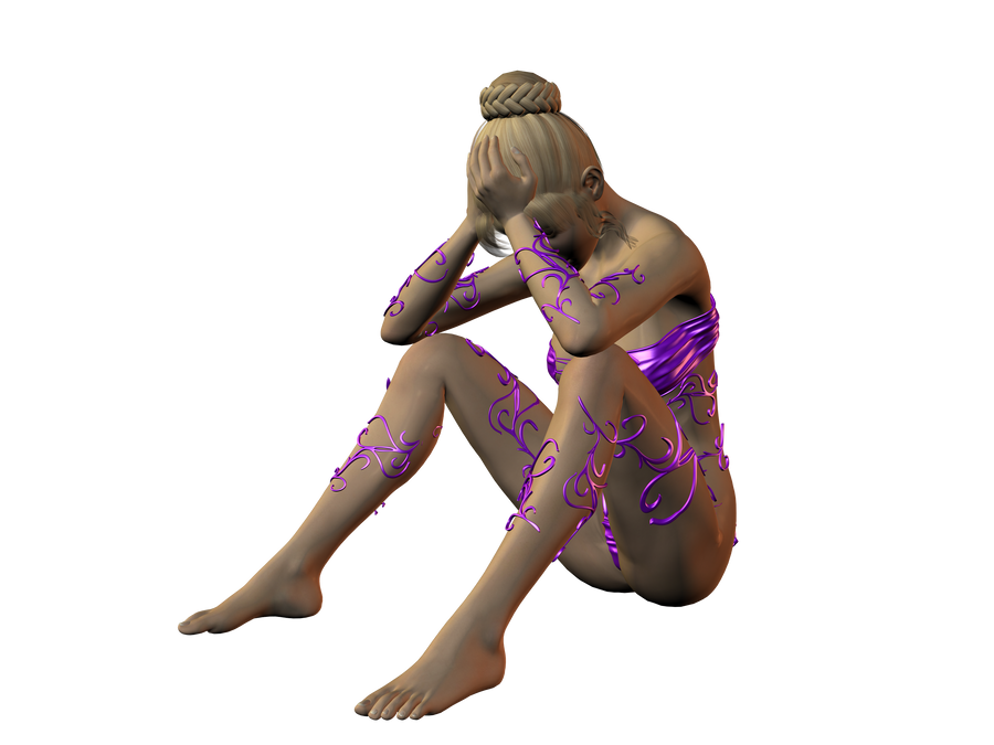 STOCK PNG little fae3