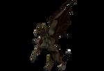 STOCK PNG lizard like gryphon2