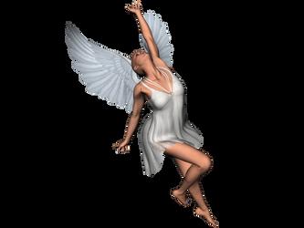 STOCK PNG angel 6 by MaureenOlder