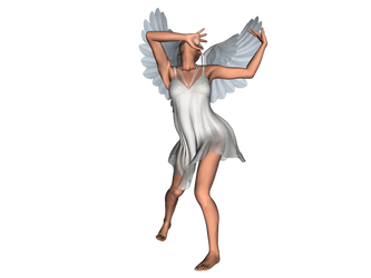 STOCK PNG angel 8 by MaureenOlder