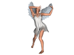 STOCK PNG angel 8