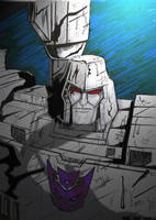 Megatron by rickmac
