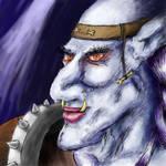 Female warcraft troll
