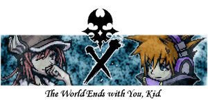 The World Ends With You Kid by NickClick2