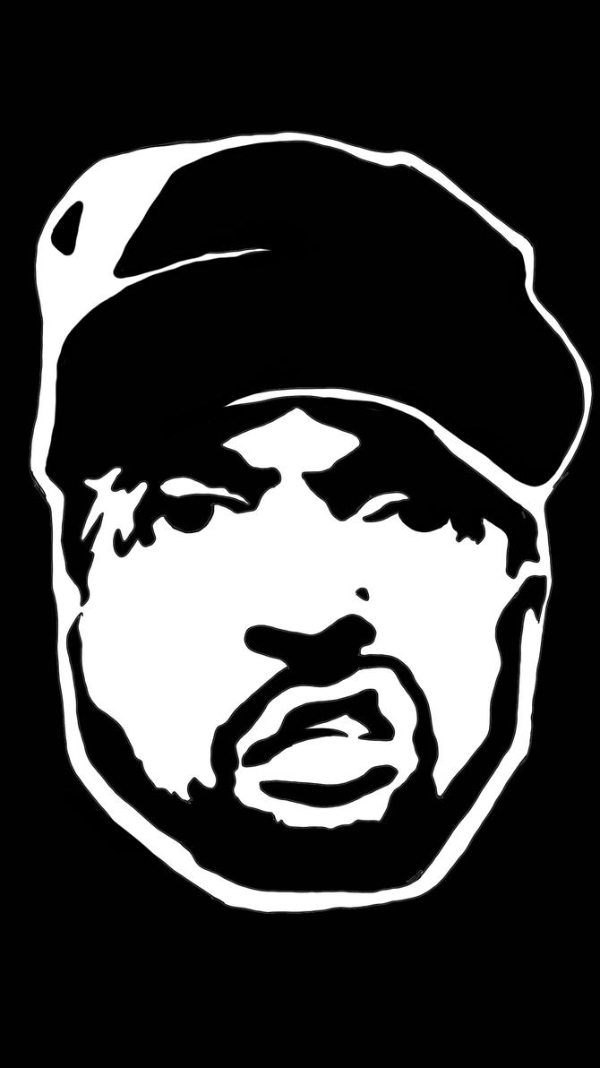 Ice Cube by AlbertContreras