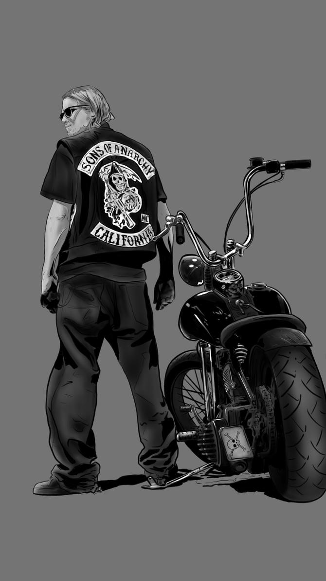 Sons of Anarchy  by AlbertContreras