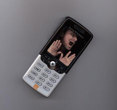 I love my mobile