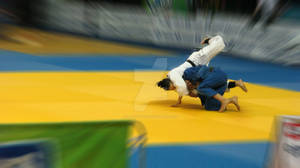 Here comes an Ippon