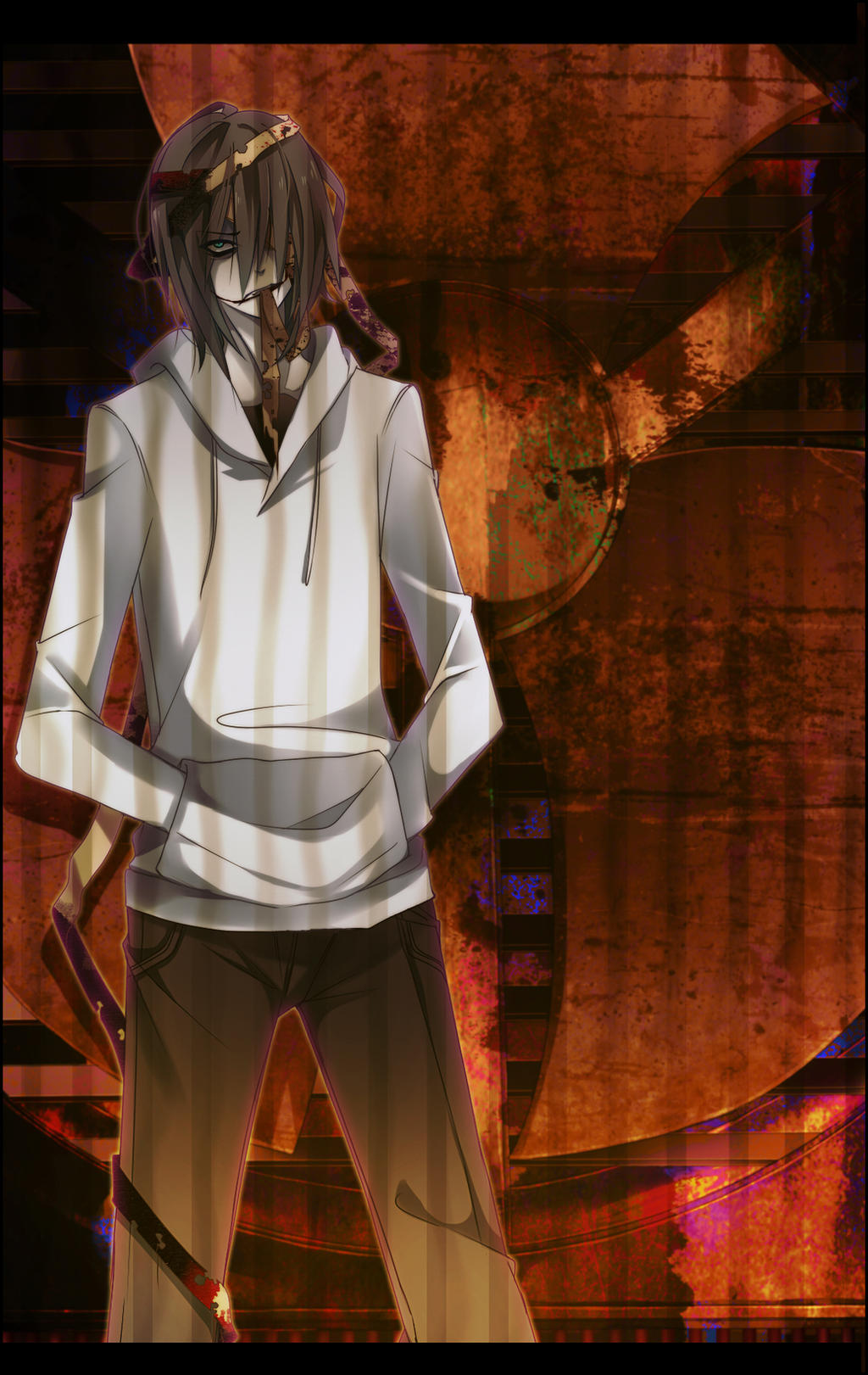 jeff the killer3 by gatanii69