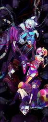 Five Nights at Freddy's2 by gatanii69