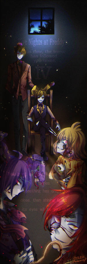Five Nights at Freddy's4