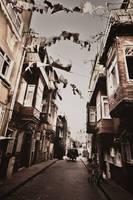 Russet Street by OnurY