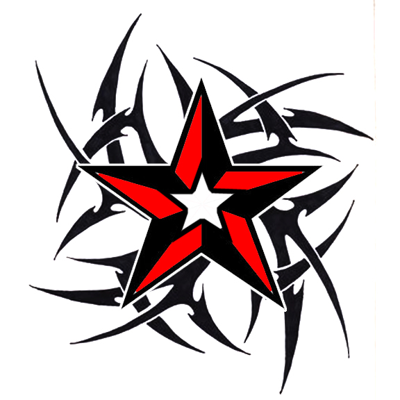 Tribal Star Images 45