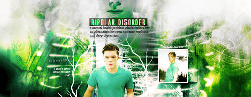 Facebook Cover -  Ian Gallagher by JulietteGD