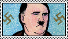 Hitler stamp by Aniki-Yao-Wang