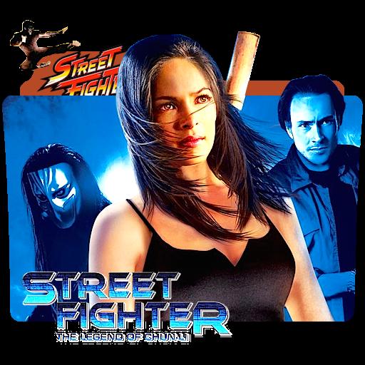 Street Fighter Legend Of Chun Li Ver2 Folder Icon By Zenoasis On