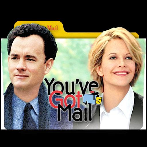 You Ve Got Mail Movie Folder Icon By Zenoasis On Deviantart