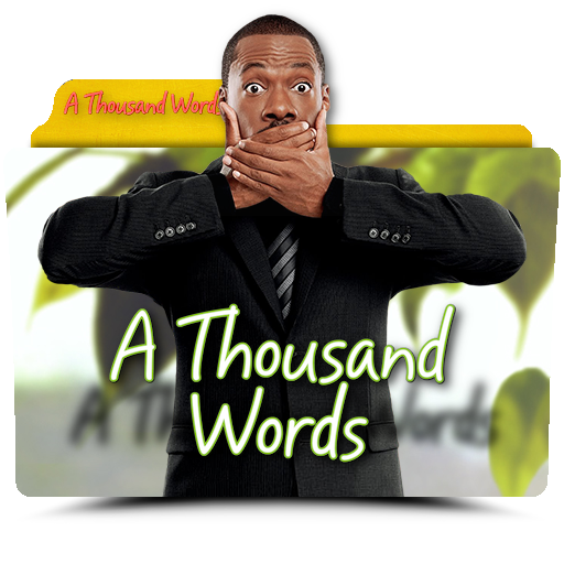 1000 words movie online A thousand words it takes a magical bodhi tree to show jack mccall, a literary agent with a gift for gab, that he talks too much when jack's client dr sinja finds his agent has exaggerated details of a literary deal the author/guru plants a bohdi tree on jack's property.