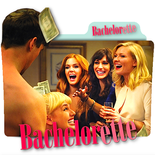 Bachelorette movie folder icon by zenoasis on DeviantArt
