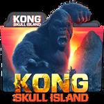 Kong Skull Island movie folder icon v5