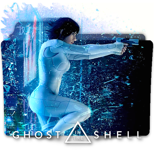 Ghost In The Shell V3a Movie Folder Icon By Zenoasis On Deviantart