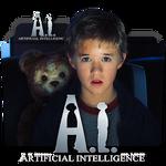 Artificial Intelligence v2 movie folder icon