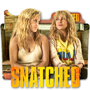 Snatched movie folder icon v3