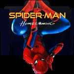 Spider-Man Homecoming movie folder icon
