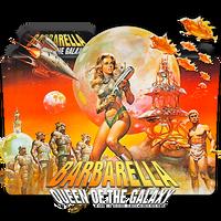 Barbarella Queen Of The Galaxy movie folder icon