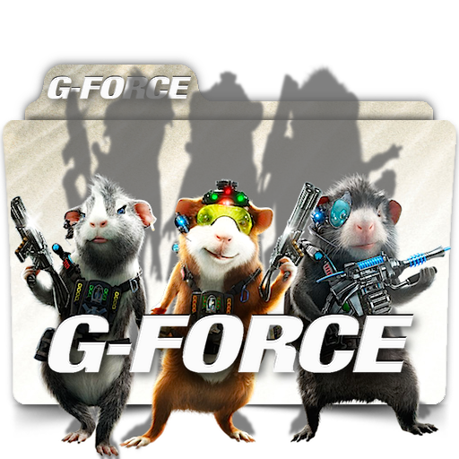 G Force Movie Folder Icon V1 By Zenoasis On Deviantart