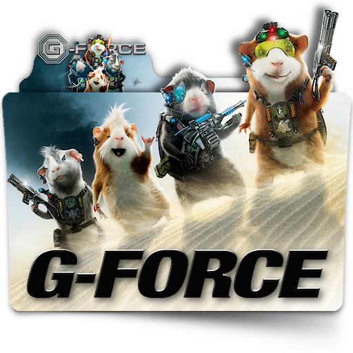 G Force Movie Folder Icon V2 By Zenoasis On Deviantart