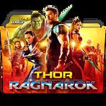 Thor Ragnarok movie folder icon