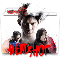 Headshot (Indonesian) movie folder icon v2 by zenoasis