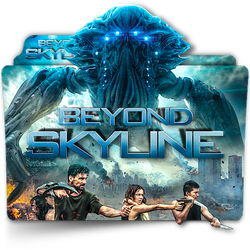 Beyond Skyline movie folder icon by zenoasis
