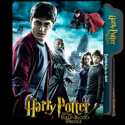 Harry Potter Half Blood Prince Movie Folder Icon By Zenoasis On Deviantart