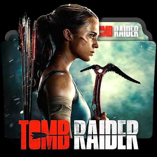 Tomb Raider 2018 Movie Folder Icon By Zenoasis On Deviantart